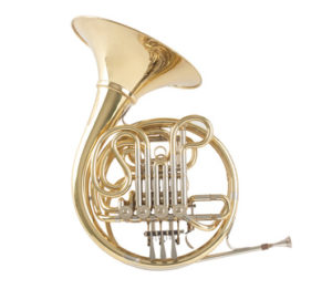 French horn the sound of music